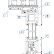 drutex drzwi przekroj HS 2